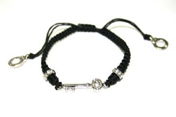 1 x Key Shades of Grey  Bracelet -- SGSB002 - S.A01